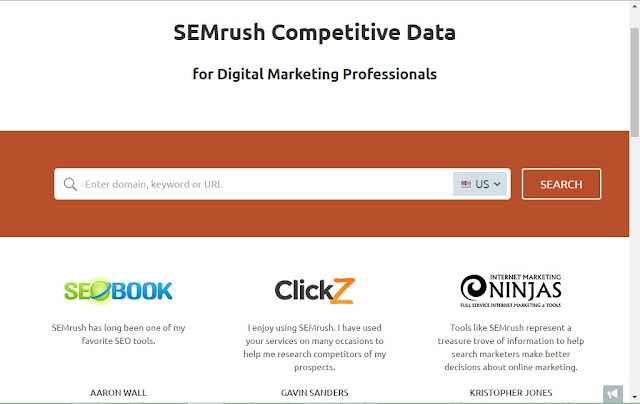 Semrush Usage