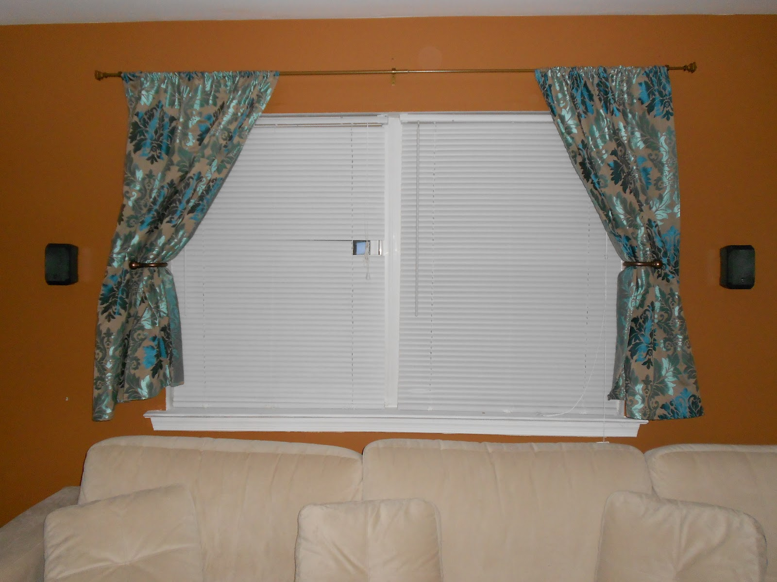 Yay Curtains I M So Hy With Them Think They Will Really Help To Bring The Room Together Super Glad Are Done Though Even