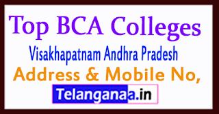 Top BCA Colleges in Visakhapatnam Andhra Pradesh