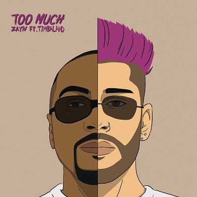 ZAYN - Too Much Lyrics