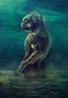 Une représentation de Dagon par Trufanov