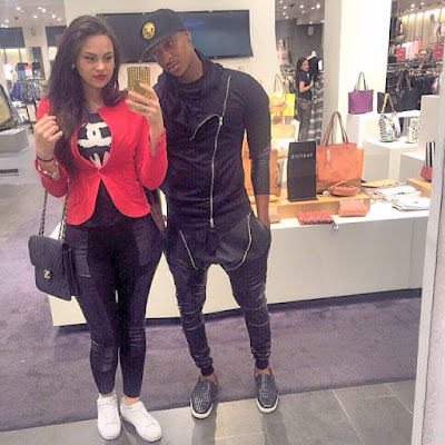 Image result for ik ogbonna and wife