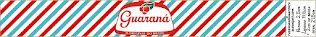 Light Blue, Red and White Stripes: Free Printable Quinceanera Candy Bar Labels.