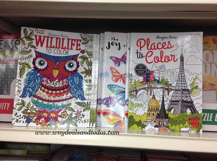 dollar tree nice adult coloring books for just 100 - Dollar Tree Coloring Books