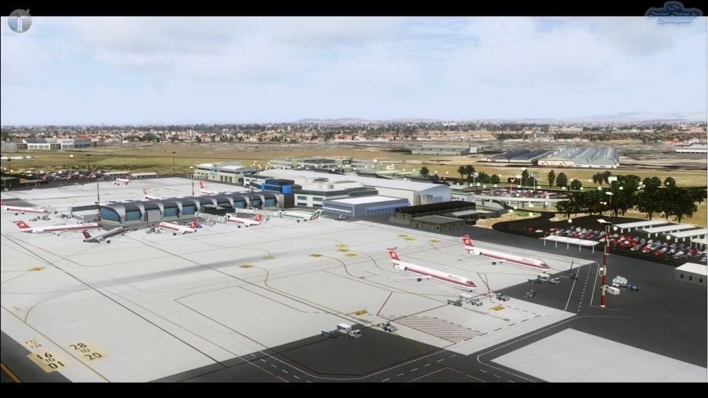 AirDailyX: Devinci Design release Cagliari Elmas Airport!