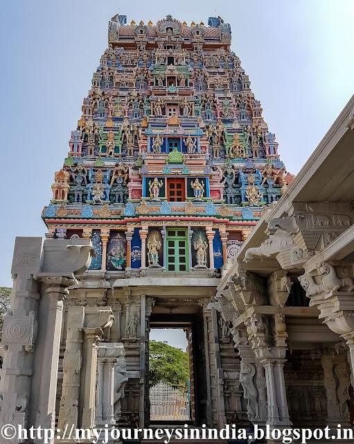 Sri Raja Rajeshwari Temple Bangalore