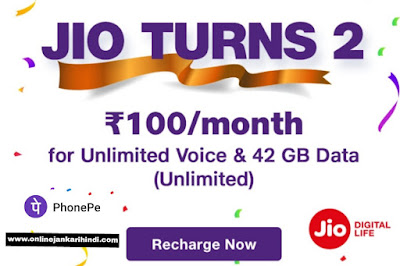 What Is The Reliance Jio Turns 2 [How To Use]