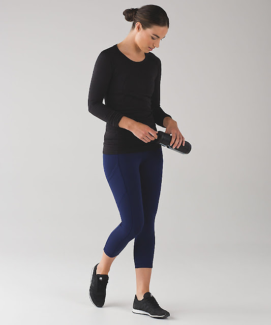 lululemon speed crops