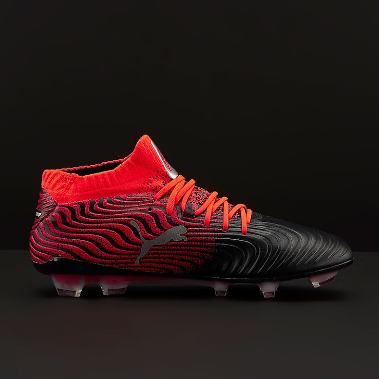 +1. The next-generation Puma ONE will be launched both as synthetic and Kangaroo  leather boot ... 2663063dd