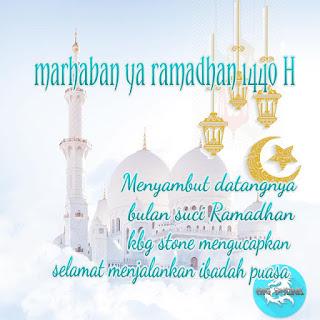 marhaban ya Ramadhan 1440