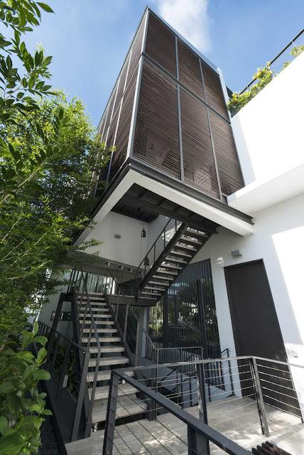 Desain Arsitektur Rumah Modern yang Mengagumkan