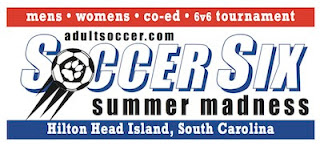 soccer6 TOURNAMENT ALERT: SOCCER SIX TOURNAMENT SERIES SUMMER MADNESS XXII