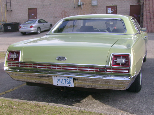 1969 Ltd Ford Differential
