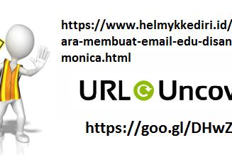 Daftar situs shortener links/pemendek url lengkap