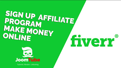 How To Join Fiverr Affiliate Program And Make Money