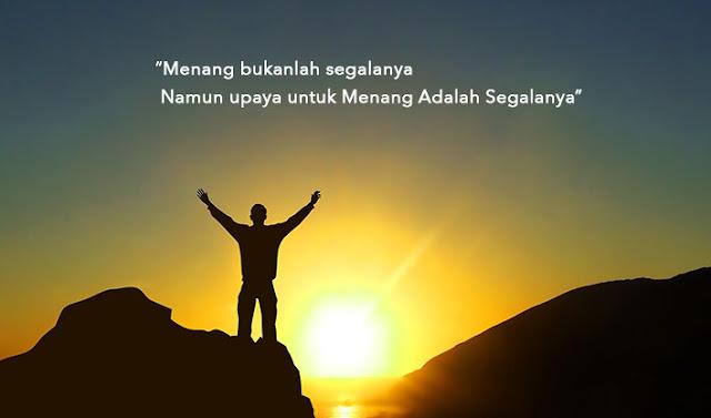 Bangkit dari keterpurukan yaitu sesuatu yang harus diusahakan setiap muslim Membangun Semangat Baru