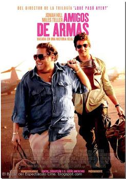 Amigos de Armas / Juego de Armas Poster
