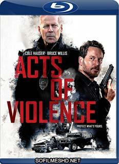 Baixar Filme Atos de Violência Dublado Torrent