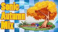 Here is the #Autumn version of #SonicTheHedgeHog! #Sega #Sonic #FallGames #AutumnGames #FlashGames