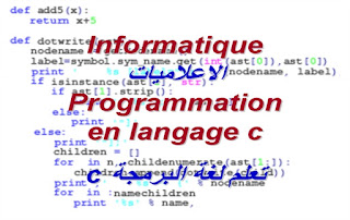 informatique -langage c++