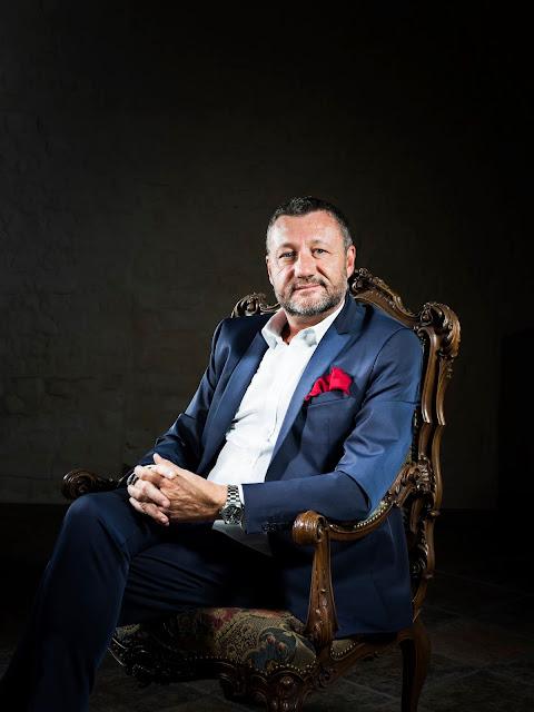 Danilo Ronco partecipa come docente a Professional Wedding Experience