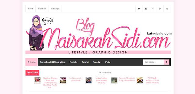 Blog Maisarahsidi.com