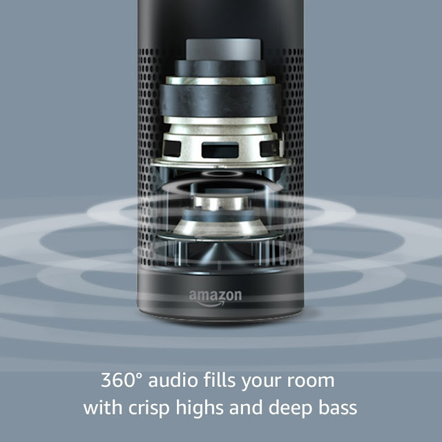 Echo Plus wireless speaker