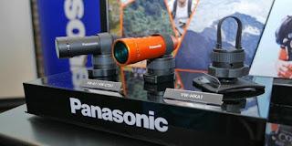 Panasonic HX-A1 pesaing GoPro terbaru di Indonesia