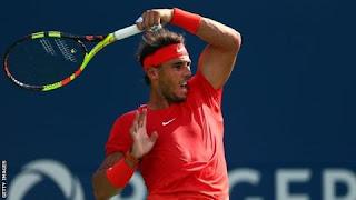 Nadal withdraws from Cincinnati