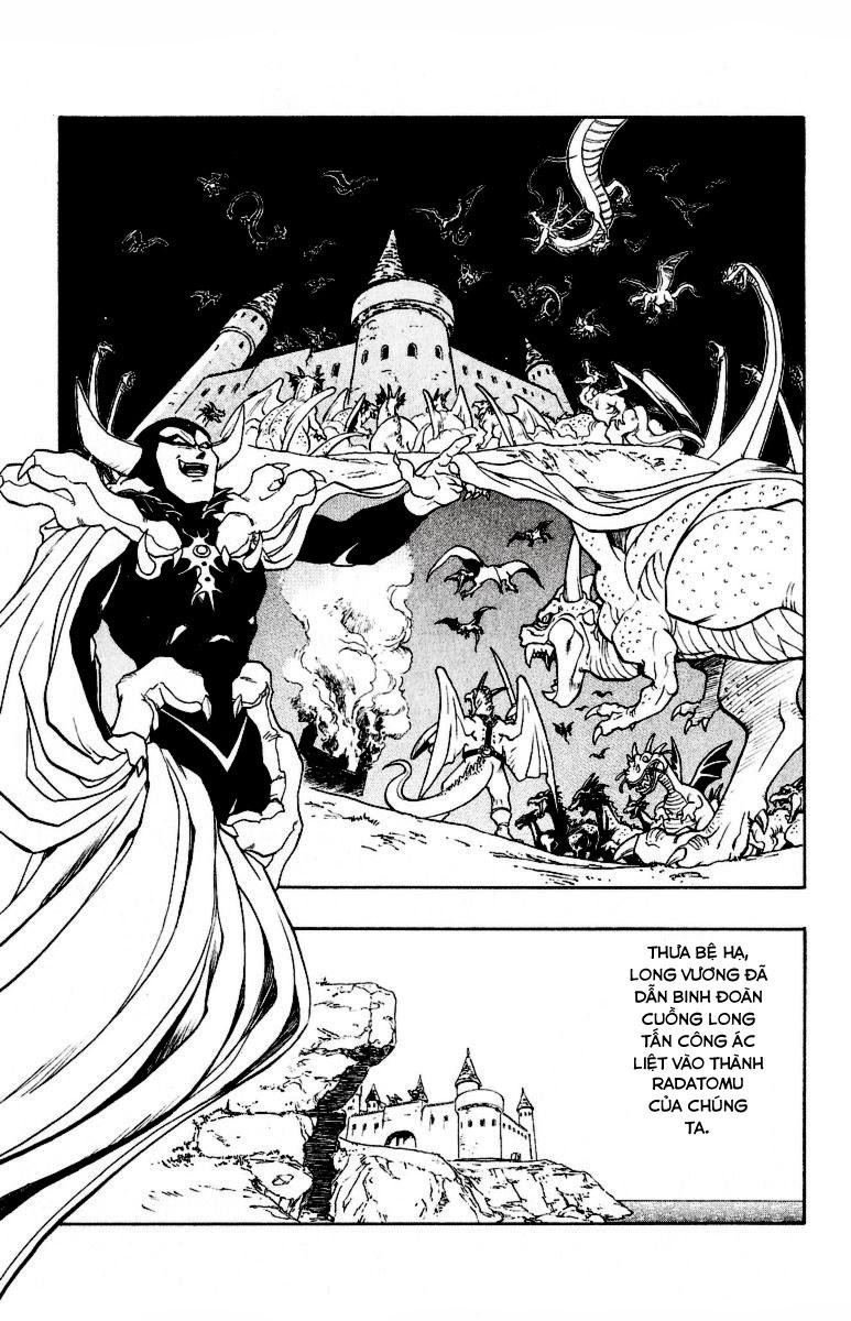 Dragon Quest: Emblem of Roto chap 33 trang 8