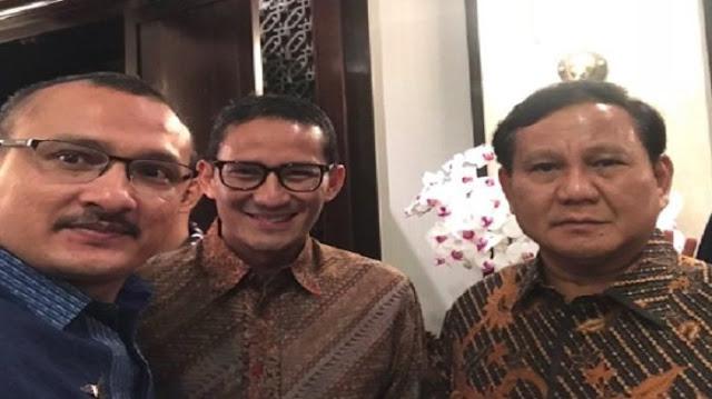 Demokrat Tak Solid Dukung Prabowo - Sandi