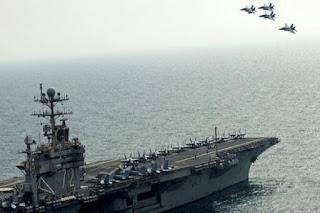 Simulasikan Konfrontasi Melawan Iran