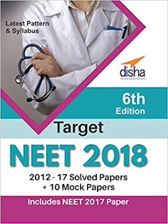 Target NEET 2018 (2012-17 Solved Papers + 10 Mock Papers)