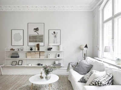 The White Addicts house colour