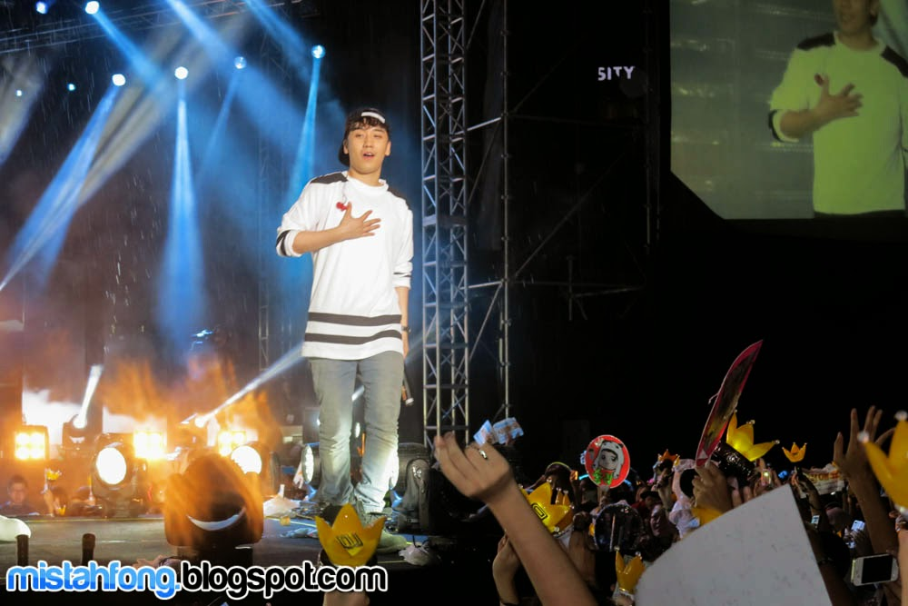 G-Dragon, Taeyang, Seungri - Thinking Of You Fan Meeting in
