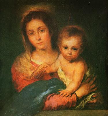 La Virgen de la servilleta de Murillo