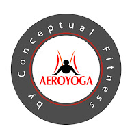 Logo Aeroyoga® International, AeroPilates® Méthode, marque déposée, méthode enregistrée et breveté au niveau international