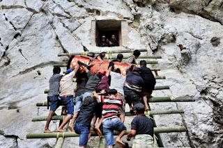 Proses Pemakaman Jenazah ke Liang Kubur