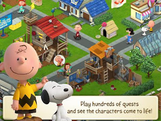 Peanuts: Snoopy's Town Tale Apk Mod Terbaru
