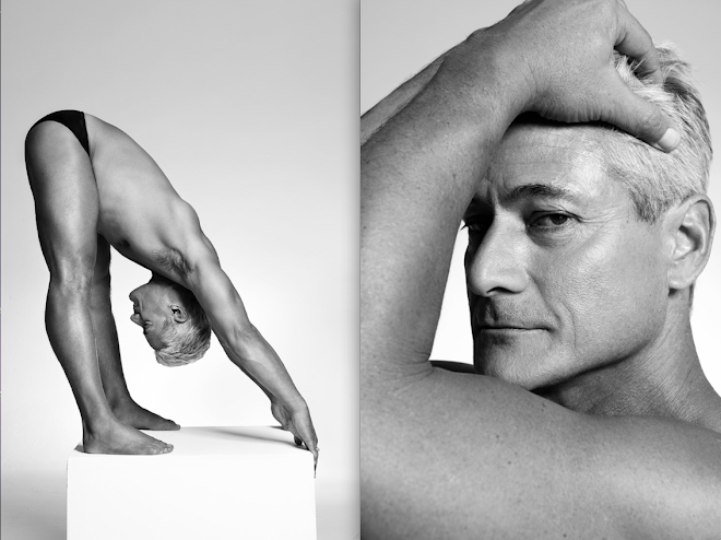 Greg Louganis for Out Magazine