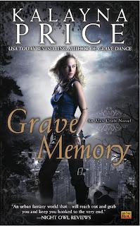 Kalayna Price Grave Memory