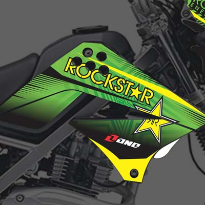 KLX ROCKSTAR