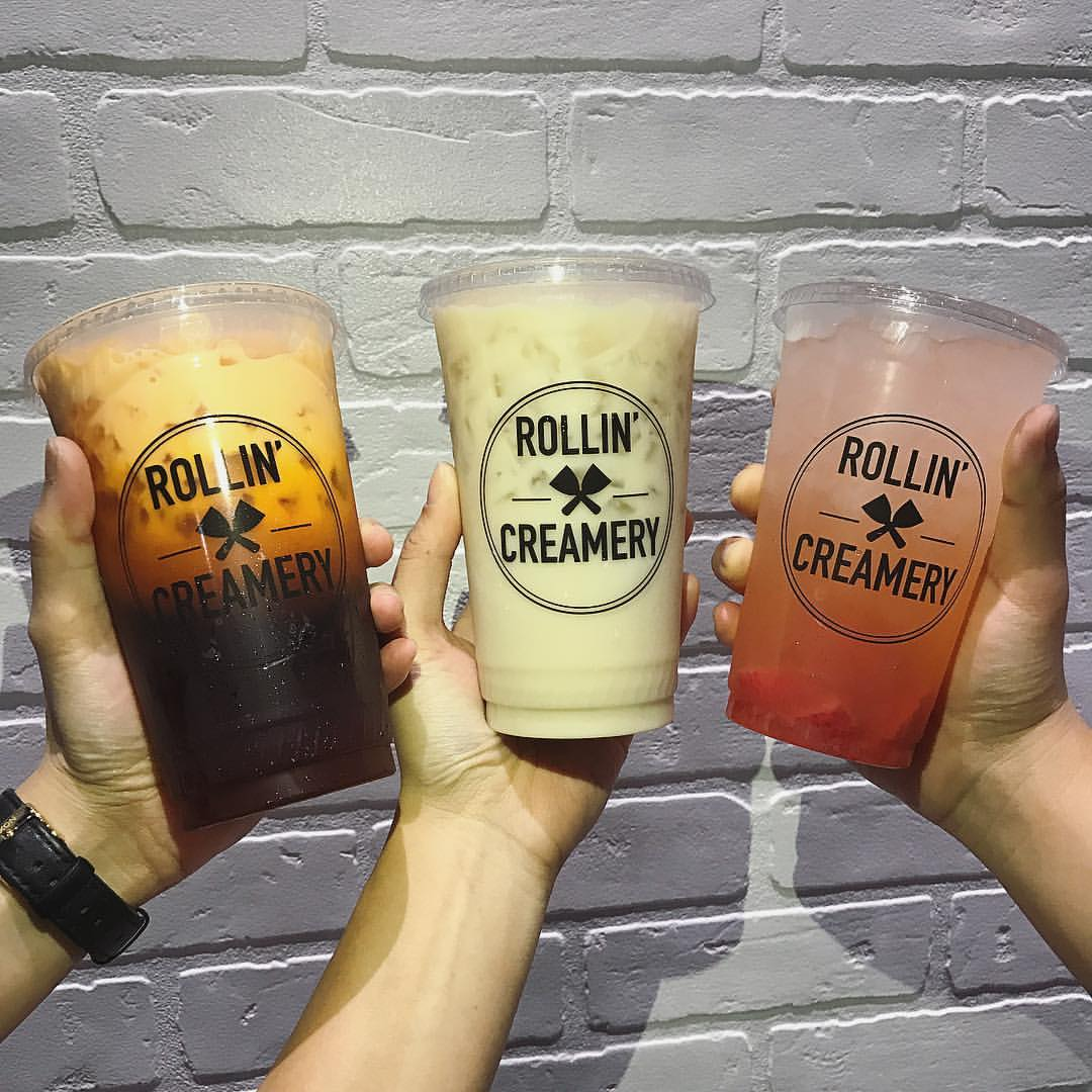 Feb 11 | Rollin` Creamery in Fountain Valley Celebrates Grand Opening With Freebies!