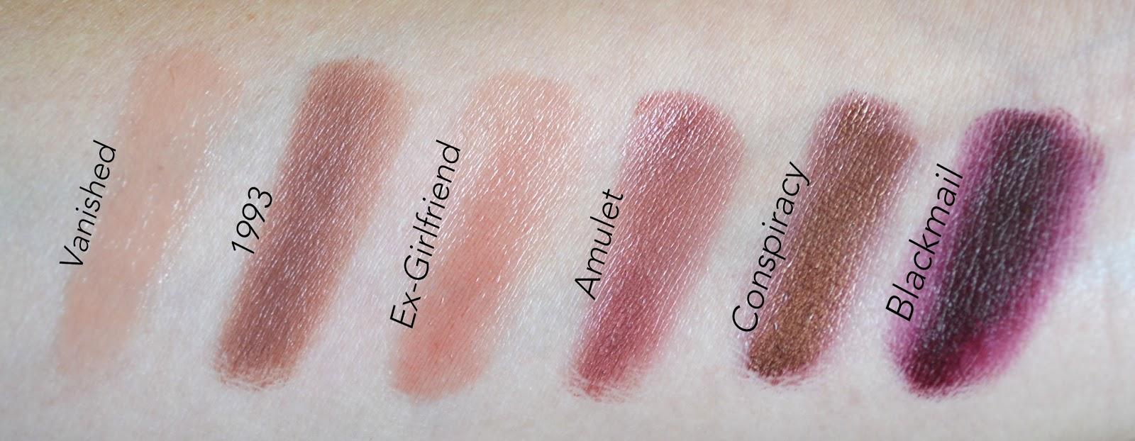 Aquaheart: Urban Decay Blackmail Vice Lipstick Palette ...