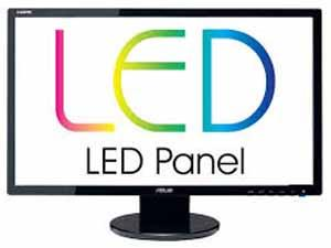 Monitor LED (Light Emitting Diode)
