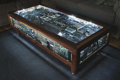 Coffee table Nerd