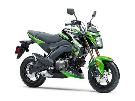 Model baru Kawasaki Z125 KRT Edition, Harga Rp 45,2 Jutaan