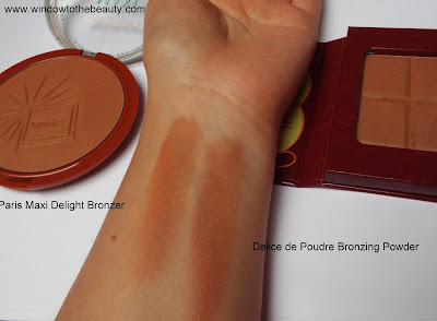 Bourjois Paris  Bronzers review