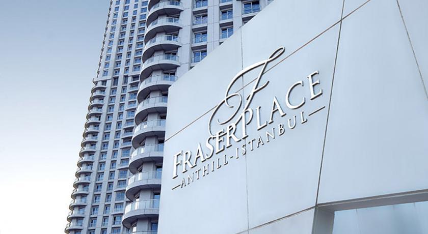 فريزر بليس أنتهل اسطنبول |Fraser