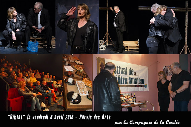 Diktat au Parvis des Arts - Photos : FNCTA CD13
